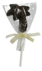 Chocolate Palm Tree on a Stick