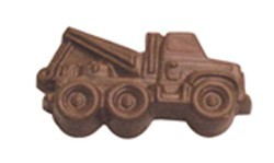Chocolate Tow Truck