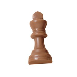 1 oz Custom Chocolate Chess Piece