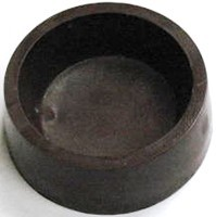 Chocolate Candy Bowl Base - Round Medium