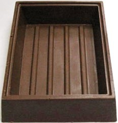 Chocolate Candy Box Base Large