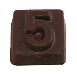Chocolate Number Squares