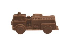 Chocolate Fire Truck 3D - Click Image to Close