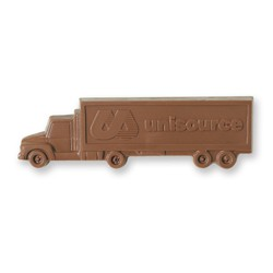 2.5 oz Custom Chocolate Commercial Truck