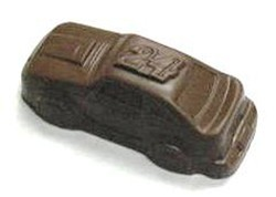 Chocolate Race Car #24