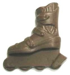 Chocolate Rollerblade