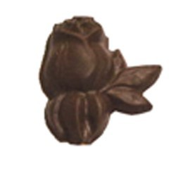 Chocolate Rose Long Stem Large