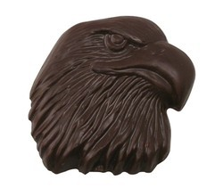 Chocolate Eagle Head on a Stick
