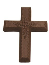 Chocolate Cross Large