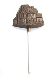 Chocolate Cottage on a Stick