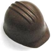 Chocolate Hard Hat XL