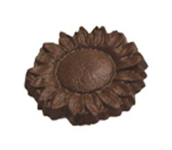 Chocolate Sunflower Large