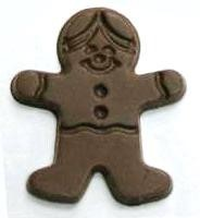 Chocolate Gingerbread Boy