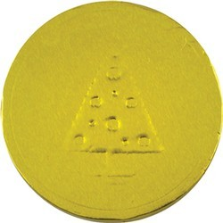 Christmas Tree Chocolate Coin