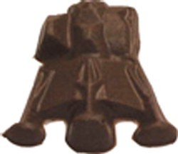 Chocolate Astronaut Satellite