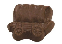 Chocolate Covered Wagon