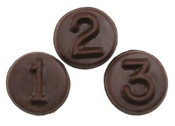 Chocolate Number Rounds - Click Image to Close