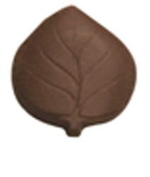 Chocolate Aspen Leaf