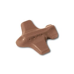 .5 oz Custom Chocolate Airplane or Jet