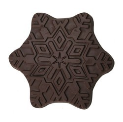 Chocolate Snow Flake XLG