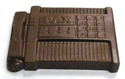 Chocolate Fax Machine
