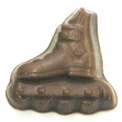 Chocolate Rollerblade Small