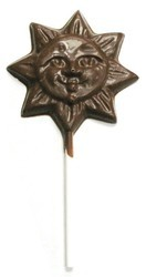 Chocolate Sun on a Stick