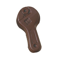 1 oz. Custom Chocolate Wrench - Click Image to Close