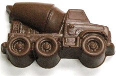 Chocolate Cement Mixer
