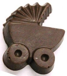 Chocolate Baby Buggy - Click Image to Close