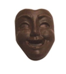 Chocolate Drama Mask Med Smile