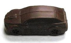 Chocolate Car Sedan 3D