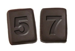 Chocolate Number Rectangles