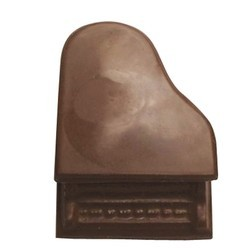 Chocolate Piano 3D Large w/ Lid