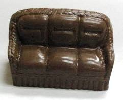 Chocolate Couch 3D