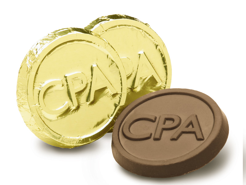 CPA Coin (Box of 250)