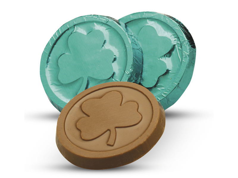Shamrock Coin (Box of 250)