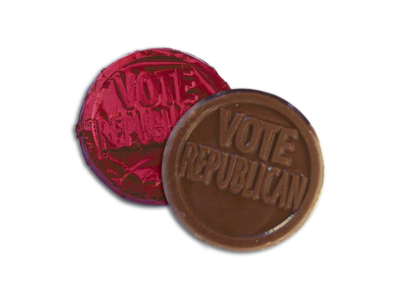 Vote Republican Coin
