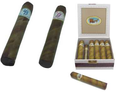 Royal Chocolate Cigars Round - Box of 12 - Click Image to Close