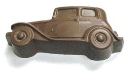 Chocolate Car Antique Large