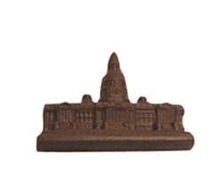Chocolate US Capitol Medium