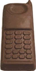 Chocolate Cell Phone Large