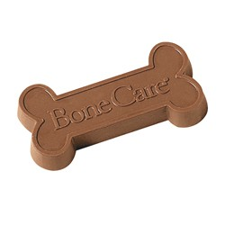 1 oz. Custom Chocolate Bone Cutout
