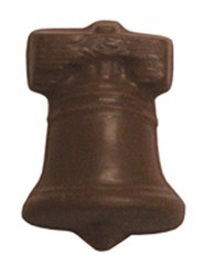 Chocolate Liberty Bell w/Crack