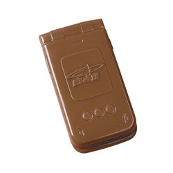 2 oz Custom Chocolate MP3 Player - Click Image to Close
