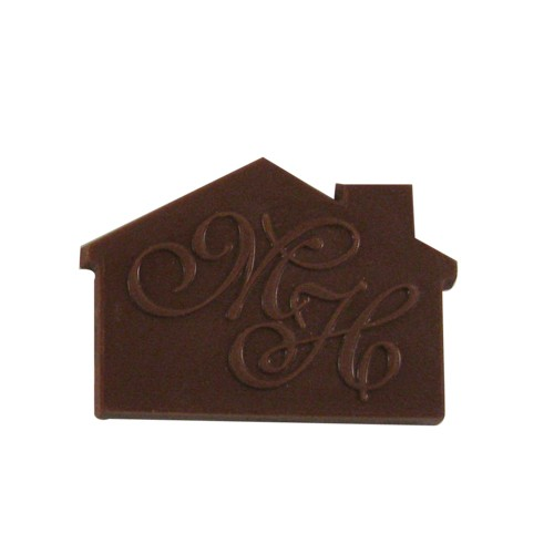 .5 oz. Custom Chocolate Cutout Shape