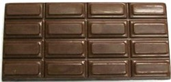 Chocolate Candy Bar Breakaway 16 pc