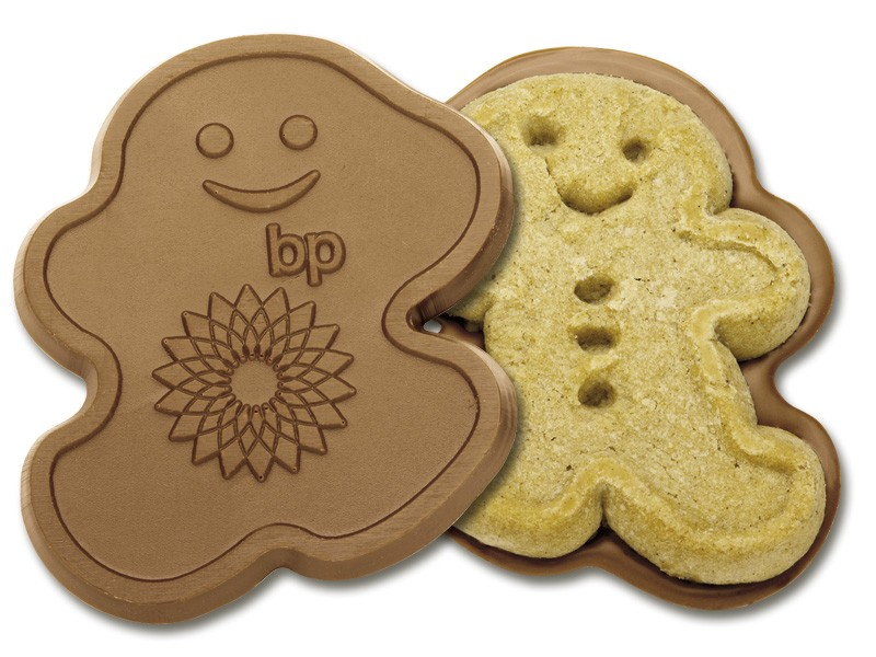 Gingerbread Cookies - Personalized