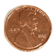 Chocolate Coins - Copper Pennies (Box of 240)