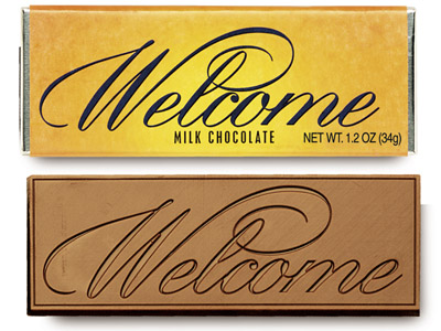 Welcome (Case of 50 Bars)